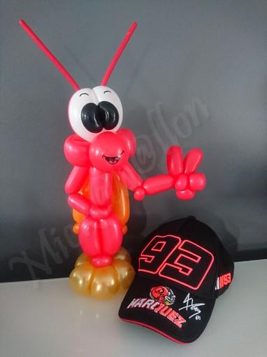 Logo / Mascotte Marc Marquez 93 !!!!!!!