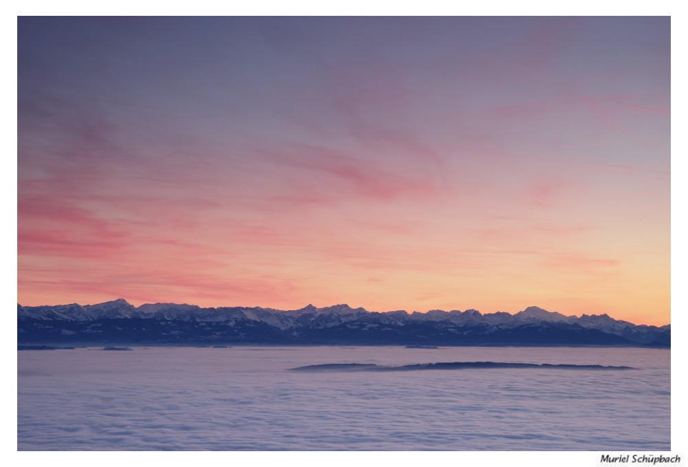 Décembre 2018 - Mer de brouillard