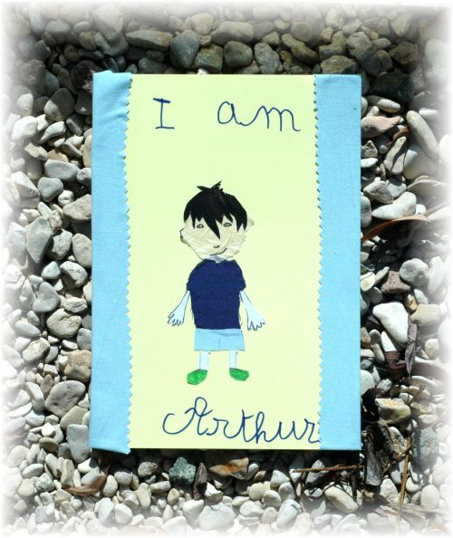 Arthur's self-portrait