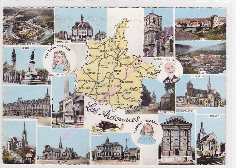 Mon petit village - Illy - Olly - 08200 - Ardennes - Bonne visite