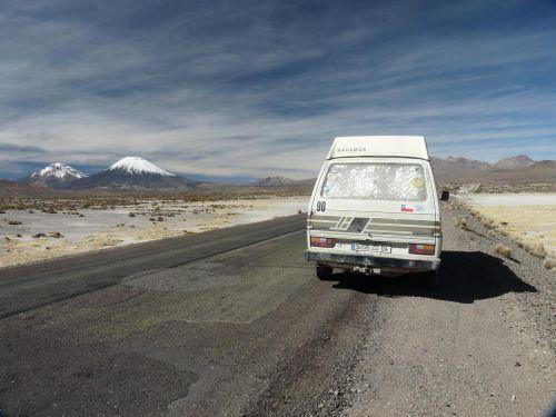 notre traversee asphaltee altiplanesque