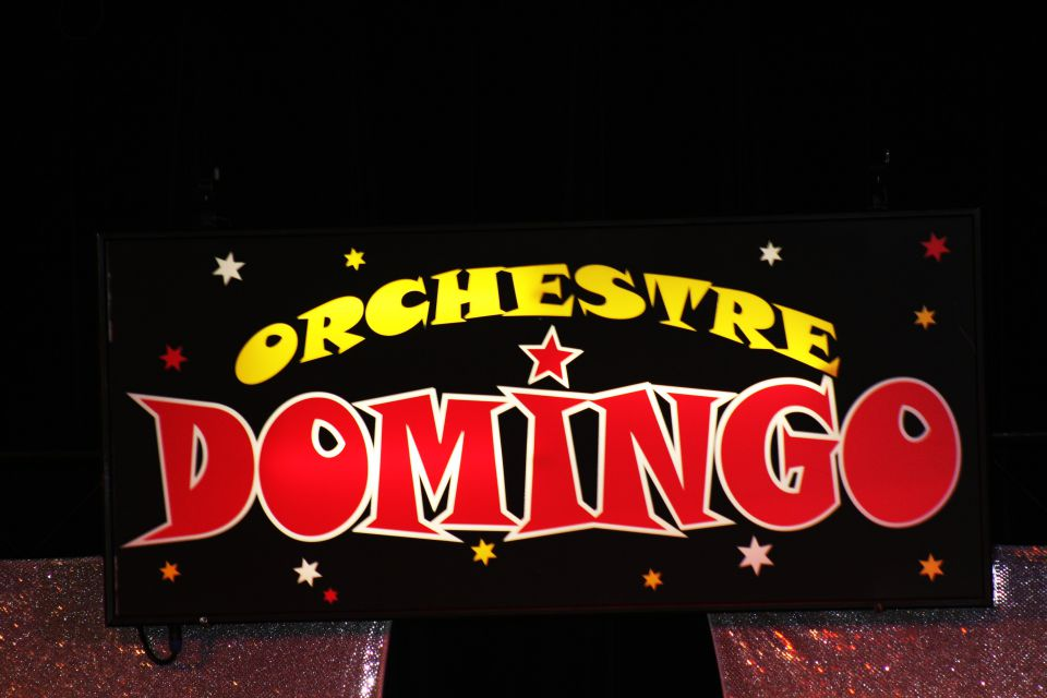 Orchestre DOMINGO