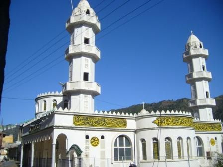 Mosquee de Lemroudj