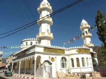 Mosquée centrale de Lemroudj