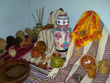 Expo objets traditionnels