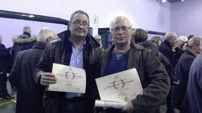 Michel et André