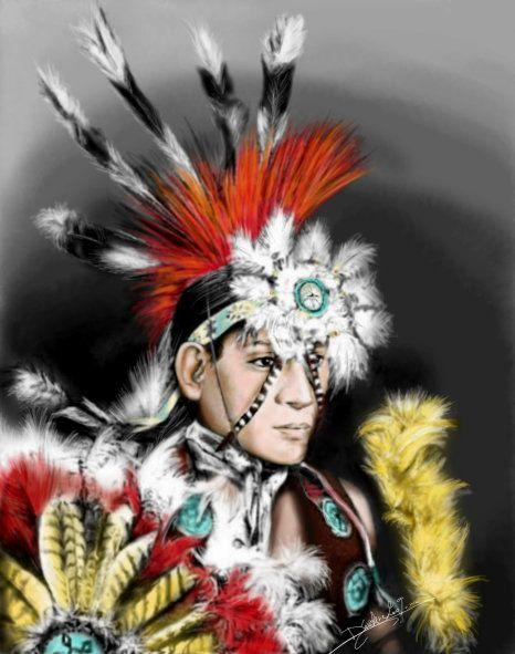 indien Kiowa