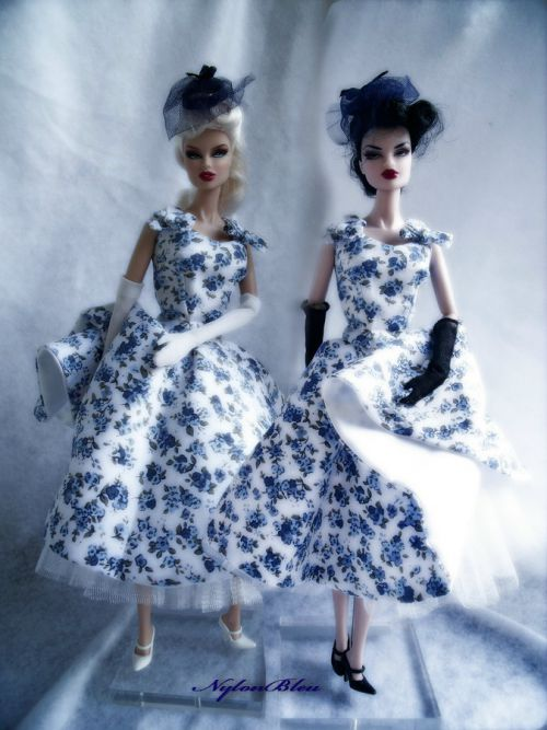 Twin Nylonbleu photo par Nylonbleu