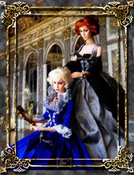 Grisement Bleu et Grisement photo par Sandra et montage par moi