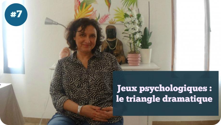 https://www.youtube.com/watch?v=E85X1XM2vqU&t=3s Jeux psychologique: le triangle dramatique