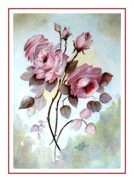 bouquet de roses