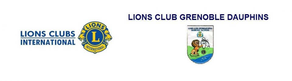 Lions Club Grenoble Dauphins