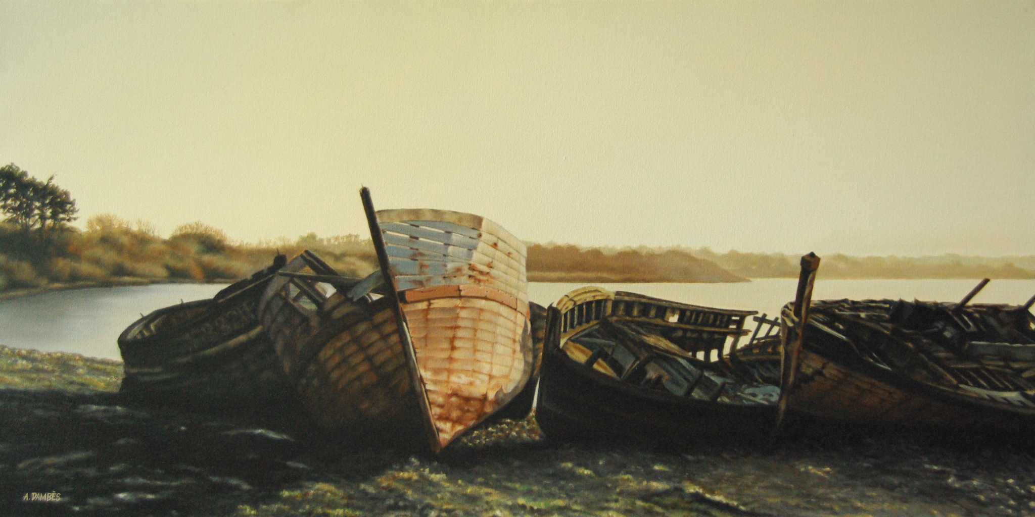 Dambès  Alain / Art - Peinture