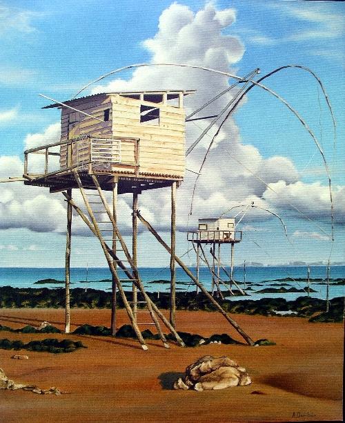 cabanes de pêcheurs (1998) 8F