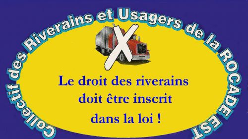 Collectif Riverains Usagers Rocade Est - CRURE