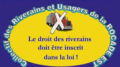 Collectif Riverains Usagers Rocade Est - CRURE