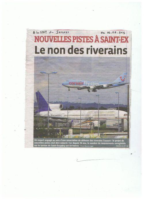Le NON des Riverains