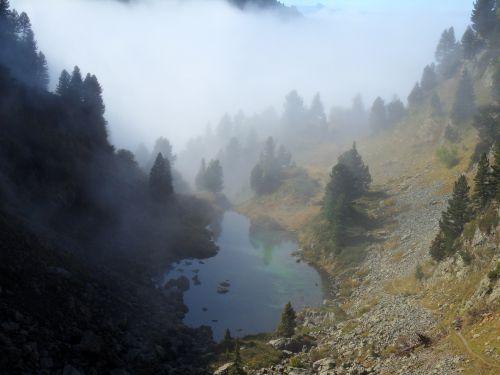 Lac Léama -Massif Belledonne 01 10 12