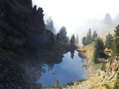 Lac Léama -Massif Belledonne 02 10 12