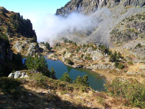 Lac Bernard Massif Belledonne 01 10 12