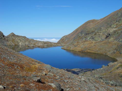 Lac du Petit Doménon (38) 01 10 12