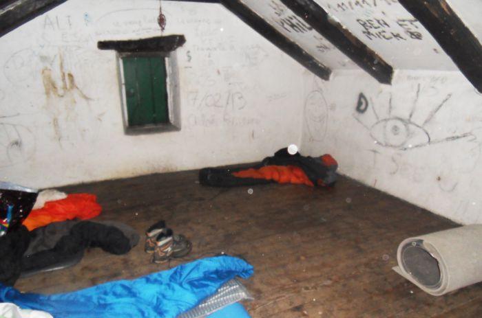 Refuge de Font Salesse 19 05 2013