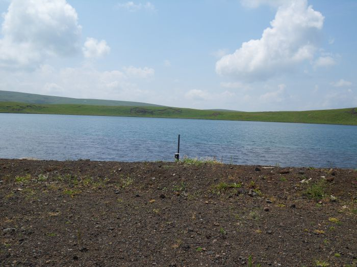 Lac d'en haut (la Godivelle)