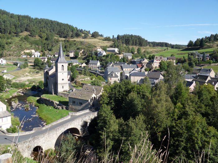 Village de St juery