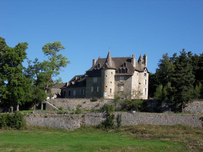 Chateau de Fournels