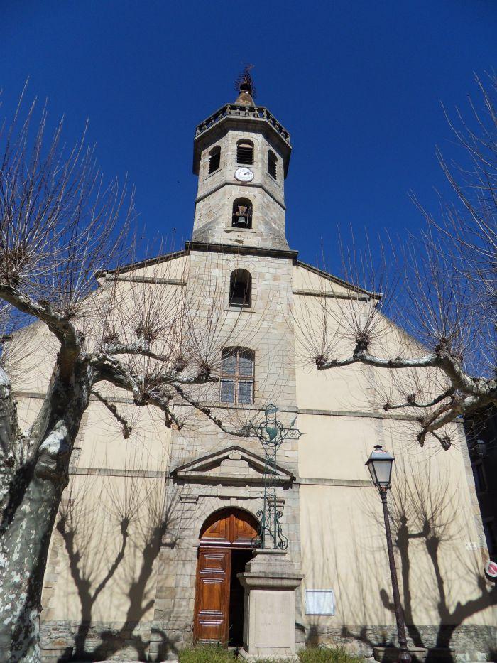 St Jean de Bruel