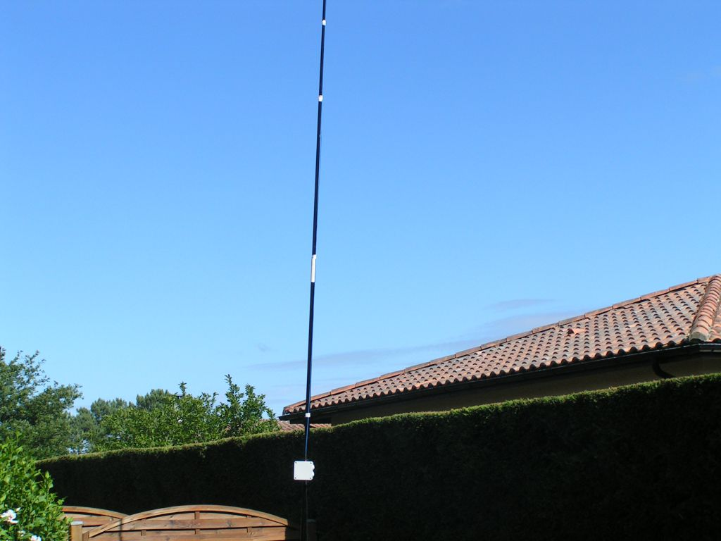 Antenne FUCHS passion radio 27MHz