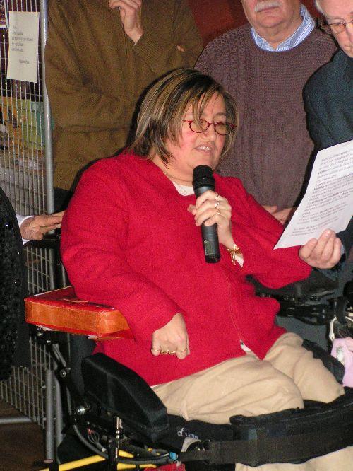 KARINE  BOUVARD - Présidente des