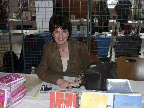 Joëlle VINCENT  -  Auteur  de poèmes et romans