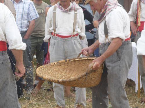 Au festival des JA dans la Manche (50) près de sainte croix la hague