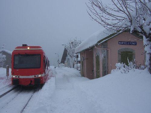 2009.12.23 Grosse neige à Montroc