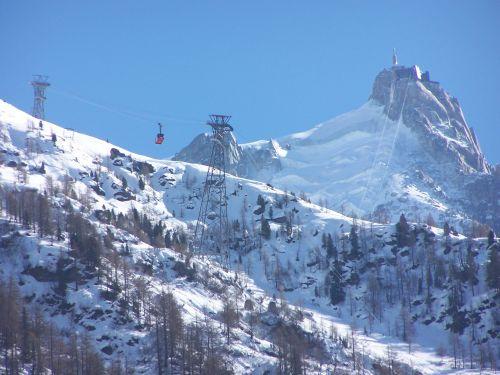 2010.03.19 En gare de Chamonix
