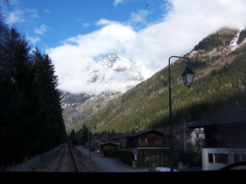 2010.03.26 De Chamonix à Vallorcine