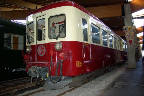 2012.03.10 La Z 604 à la Cité du Train (F. Poirat)
