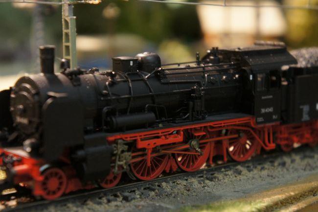 BR 38 Fleischmann.