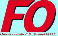 UL FO Condé sur noireau 14110
