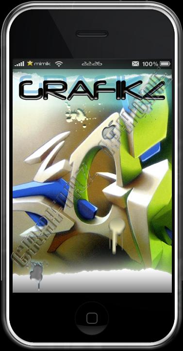 GRAFIKZ LockScreen
