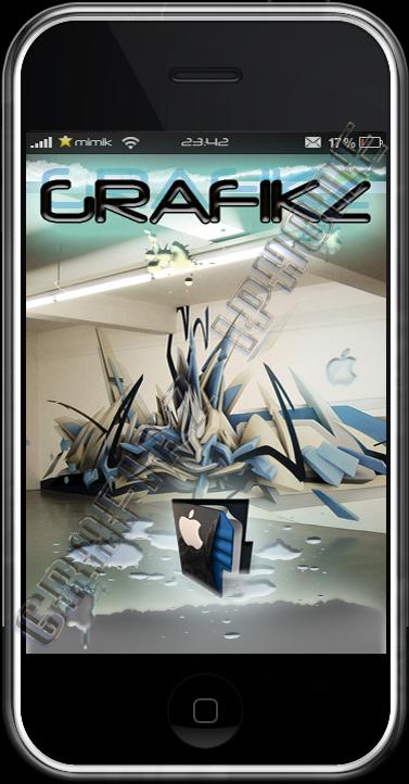 GRAFIKZ LockScreen V2