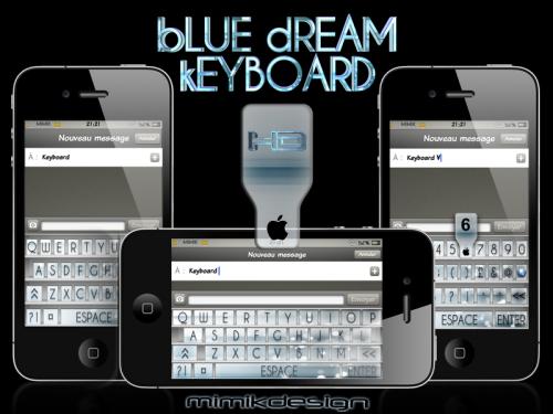 bluedream Keyboard.