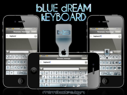 bluedream Keyboard.