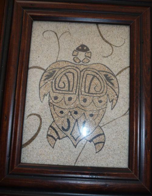 tortue style polynésien