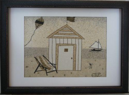 la cabane de plage