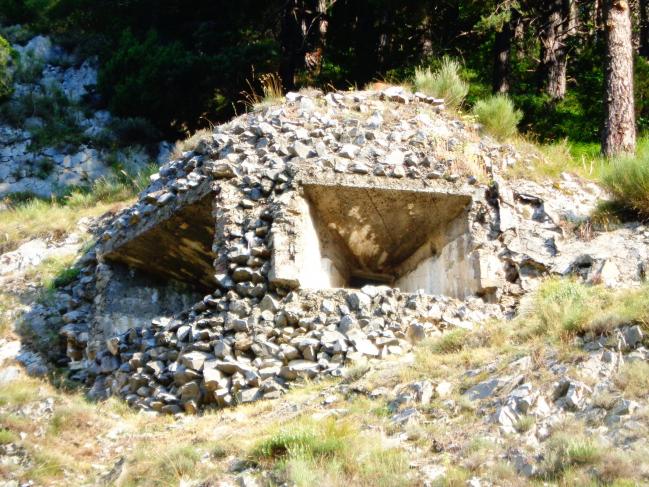 l'association ASVAL (Associazione per lo studio del Vallo Alpino) opera 261 du vallo alpino