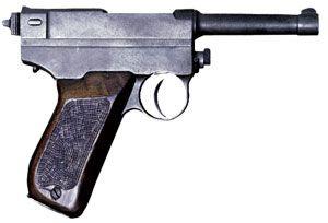 Pistola automatica Glisenti mod.10