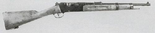 Le mousqueton de 8 mm modèle 1886 M93 R35