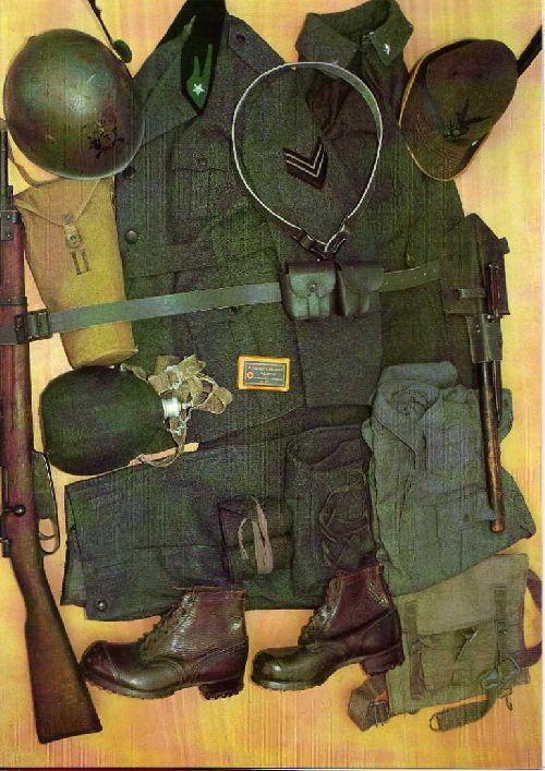 uniformes alpini